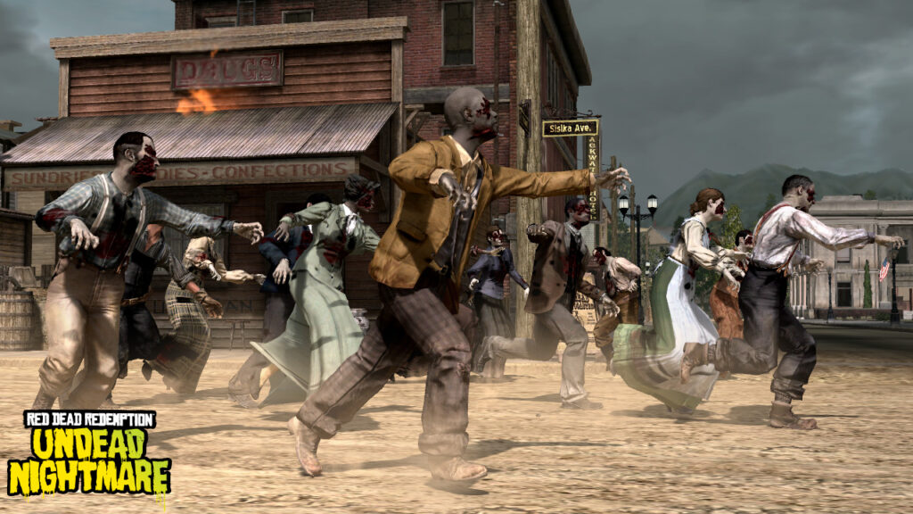 Red Dead Redemption Undead Nightmare Game Free Download 2021