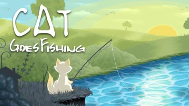 Cat Goes Fishing PC Full Version Free Download