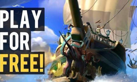 Sea of ​​Thieves PC Version Free Download