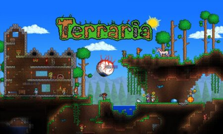Terraria APK Mobile Android Version Full Game Free Download