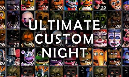 Ultimate Custom Night VR Version Full Game Free Download