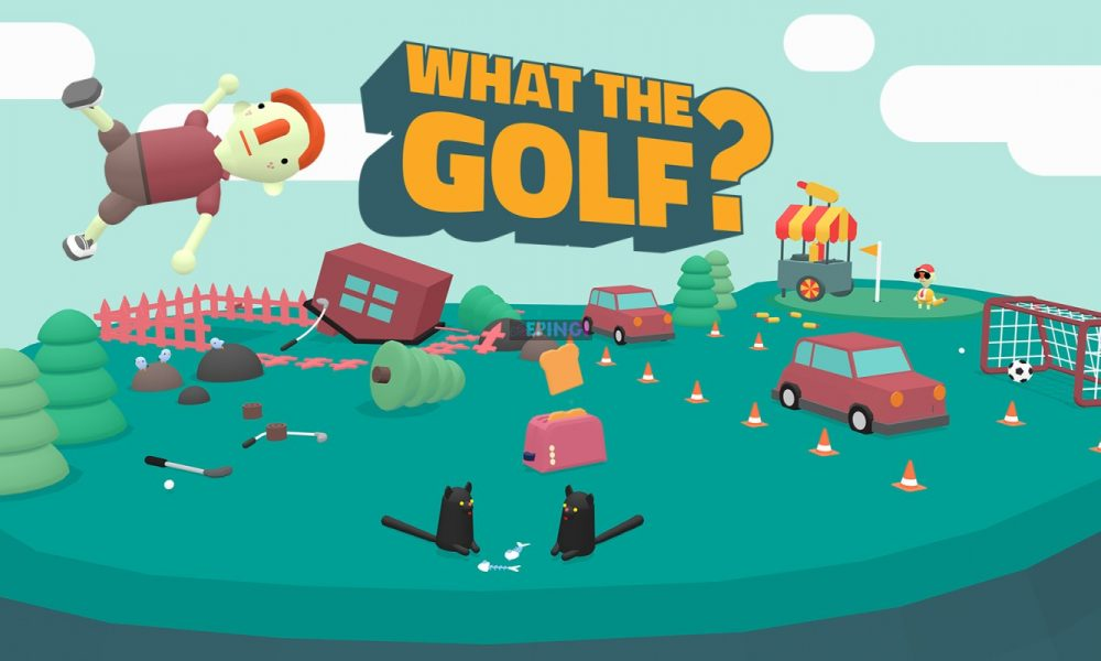 What The Golf PS4 Version Full Game Setup Free Download