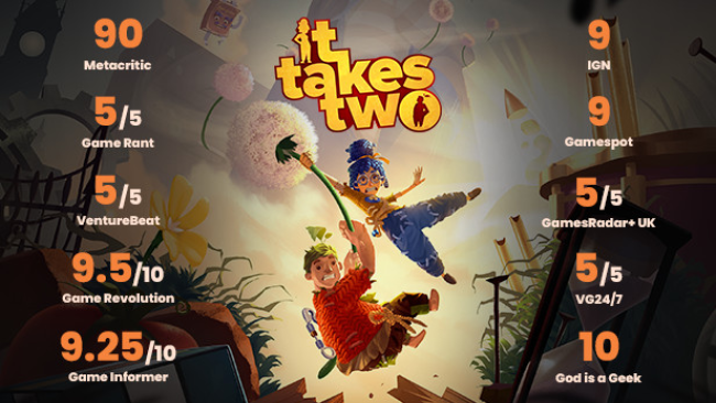 It Takes Two Game Download Free